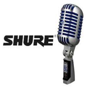 Seaview Rehearsal Rooms Folkestone - Shure Logo